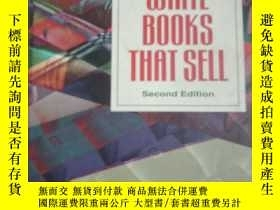 二手書博民逛書店how罕見to write books that sell 如何