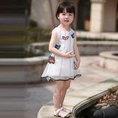 女童連衣裙夏裝小童女寶寶夏季裙子正韓0時尚1洋氣2潮3歲 森雅誠品