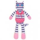 有機 / 玩偶  Apple Park - 比基尼小貓/有機棉安撫娃娃 TF052