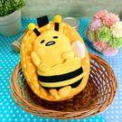 蛋黃哥 蜜蜂系列 造型 化妝包 筆袋 正版授權