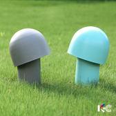 北歐蘑菇臺燈護眼書桌大學生宿舍女孩可愛簡約現代創意臥室床頭燈