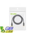 [8玉山最低比價網] celink USB3.1 gen2 Type-c高速數據線紐曼三星T5移動硬碟線10Gbps 3A快充電線 1米_Q12