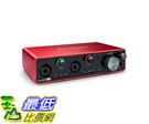 [8美國直購] Focusrite Scarlett 4i4 (3rd Gen) USB Audio Interface with Pro Tools First
