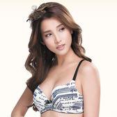 嬪婷-FTC個性女孩B-C罩杯內衣(個性黑)BB5354-BL