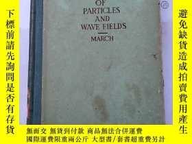 二手書博民逛書店quantum罕見mechanics of particles