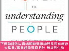 二手書博民逛書店預訂The罕見Power Of Understanding People: The Key To Strength