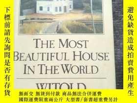二手書博民逛書店THE罕見MOST BEAUTIFUL HOUSE IN THE