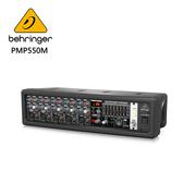 BEHRINGER PMP550M專業5通道箱型功率混音器(帶有Klark Teknik Multi-FX處理器、FBQ反饋檢測系統和無線選件)