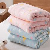 六層加厚紗布純棉毛毯毛巾被辦公室午睡單人雙人床 樂活生活館