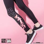 STAYREAL x Pink Panther 粉紅豹定番LEGGING