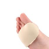 【北之特】GelSmart 吉斯邁-矽膠前掌護墊(薄型)L