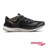 SAUCONY LITEFORM PROWESS 輕運動休閒鞋款-經典黑