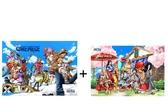 【拼圖總動員 活動優惠組合】航海王-四季之冬 500P + 航海王-四季之春 300P /One Piece