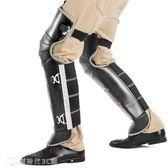護膝 摩托車護膝騎行保暖防風加厚騎車護具男士女士防寒護腿冬季 【創時代3c館】