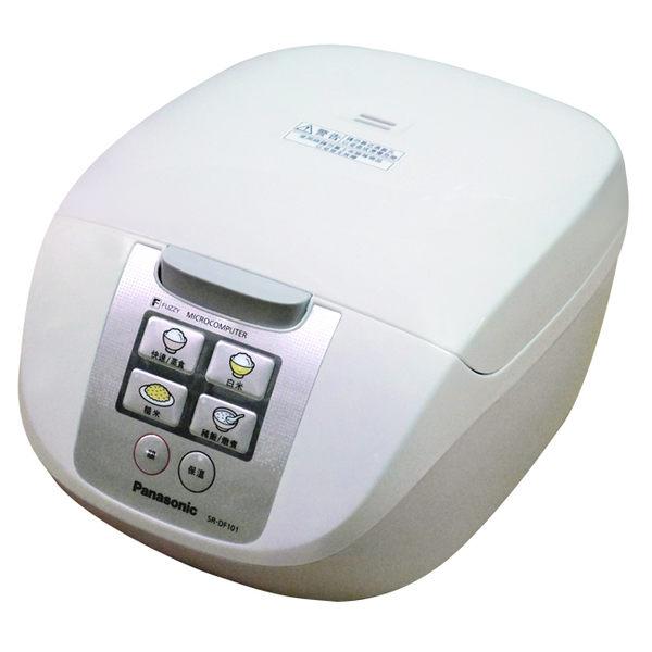 Panasonic 國際牌6人份微電腦電子鍋 SR-DF101