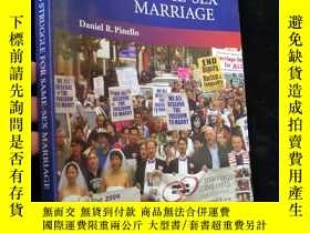 二手書博民逛書店Americas罕見Struggle for Same-Sex