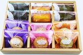 法國甜點禮盒(達克瓦茲6入、費南雪6入)