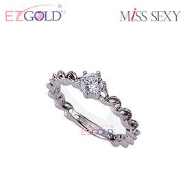 Miss Sexy銀飾♥永恆璀璨♥銀飾戒指
