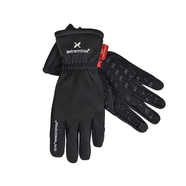 [Extremities] Action Sticky Windy Glove 防風防滑手套-電容觸控 黑 (21ASW)
