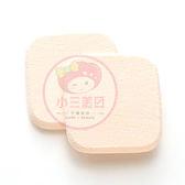 CEZANNE 乾濕兩用替換粉撲(2入/ 袋裝)【小三美日】