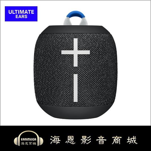 【海恩數位】美國 Ultimate Ears UE WONDERBOOM2 藍芽喇叭 太空黑