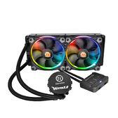 Thermaltake 曜越 Water 3.0 Riing RGB 240mm 一體式 CPU 風扇 水冷 散熱器