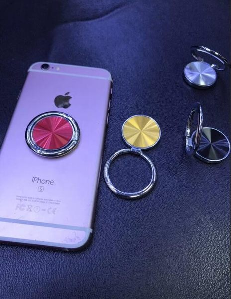 【SZ62】iPhone 7/8 7s Plus CD紋磁吸指環支架 iPhone 6 oppo r9 s6 edge r9s plus note5 指環扣