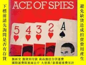 二手書博民逛書店Reilly:罕見Ace of Spies-賴利:間諜高手Y443421 Robin Bruce Lockh.
