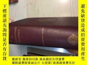二手書博民逛書店LIFE罕見AND VOYAGES OF CHRISTOPHER