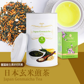 【德國農莊 B&G Tea Bar】日本玄米煎茶中瓶 (165g)