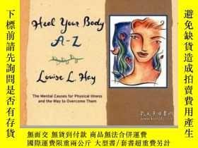 二手書博民逛書店Heal罕見Your Body A-zY255562 Louise L Hay Hay House 出版19