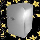 速霸超級商城㊣北極熊 Sallys冷熱兩用行動冰箱(GT06)-銀@另有行車記錄器/測速器/監視器材