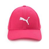 PUMA 基本系列電繡棒球帽 紅 023118-03