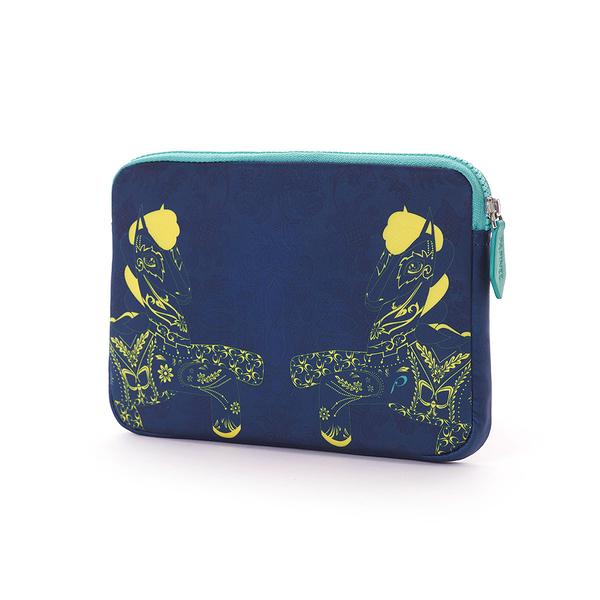 義大利 Papinee Horse Tablet Case Small 巴黎 小駿馬 iPad Mini 防護袋