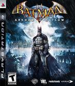 PS3 Batman: Arkham Asylum 蝙蝠俠:小丑大逃亡(美版代購)