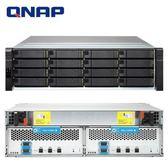 QNAP 威聯通 EJ1600 v2 16Bay NAS 網路儲存伺服器