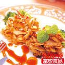 《早餐店指定款》【富統食品】香燻雞肉片1...