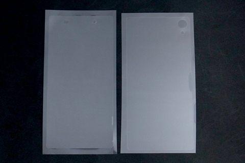 手機螢幕保護貼 Sony Xperia Z2(D6503) HC 超透光 亮面抗刮 (雙膜)
