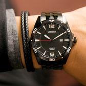 【送!!電影票】CITIZEN 星辰 質感時尚簡約石英腕錶 BI5055-51E 熱賣中!