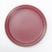 維亞平盤23cm 紅