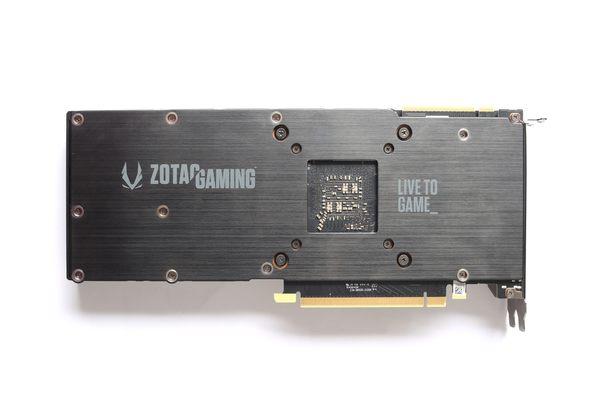 ZOTAC GAMING GeForce RTX 2080 Blower【刷卡含稅價】