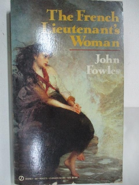 【書寶二手書T3/原文小說_ALP】The French Lieutenant s Woman_John Fowles