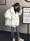 麵包服棉服女新款潮oversize短款棉衣冬季外套學生韓版寬松bf棉襖 新品