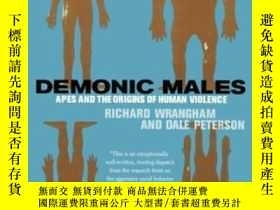 二手書博民逛書店Demonic罕見MalesY255562 Dale Peterson Mariner Books 出版19