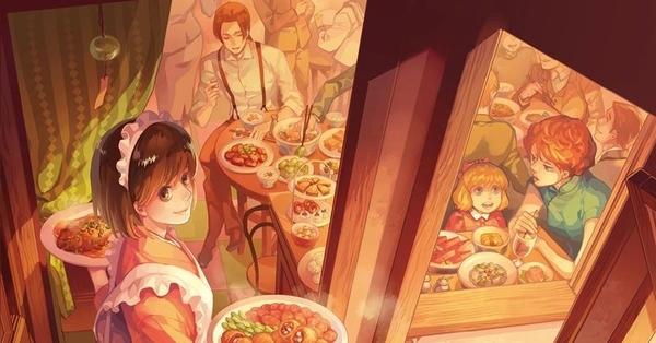 『高雄龐奇桌遊』 北城百畫帖 漫畫同名桌上遊戲 繁體中文版 正版桌上遊戲專賣店