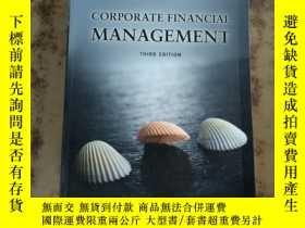 二手書博民逛書店Corporate罕見Financial Management