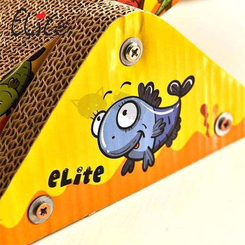 PetLand寵物樂園【美國Elite】超可愛造型蹺蹺板 / 貓抓板 / 家居貓傢俱