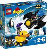 樂高LEGO DUPLO 蝙蝠俠 Batwing Adventure 10823 TOYeGO 玩具e哥