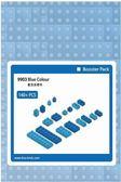 【Tico微型積木】零件補充包 -藍 (9903)