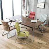 辦公椅 電腦椅家用靠椅現代簡約書房宿舍職員椅大學生會議椅辦公室椅子XW